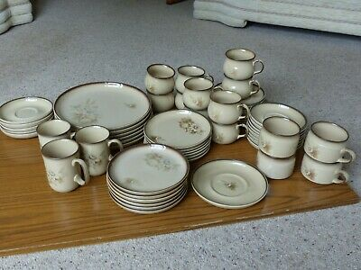 Denby Images/Memories Cups,Scrs,Sugar,Tea&Dinner Plates, Mugs - Available Singly • 2£