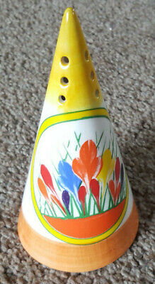 'Autumn Crocus' Conical Sugar Shaker, By Moorland Of Staffordshire • 6£