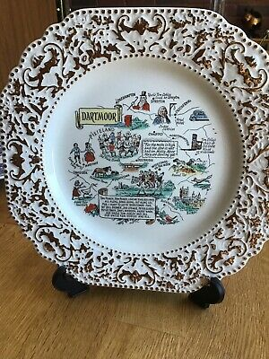 """Lord Nelson Pottery """"Dartmoor"""" Plate • 2£"""