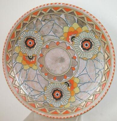 Crown Ducal Charlotte Rhead Rhodian 12 1/2  Plaque Charger Wall Plate • 75£