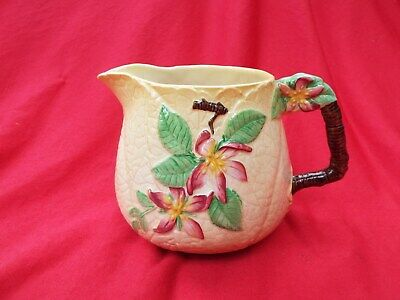 CARLTON WARE 1.5 Pint Yellow Jug Australian Design APPLE BLOSSOM • 9.99£