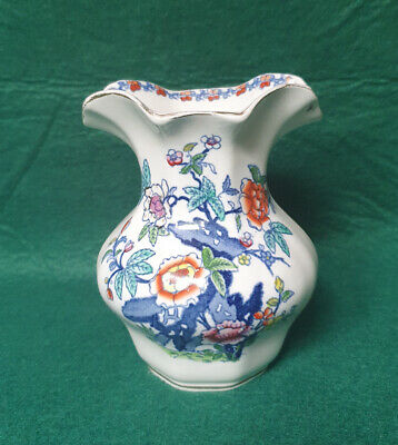 Booths Silicon China 'The Pompadour' Pattern -  5  Vase • 5.99£