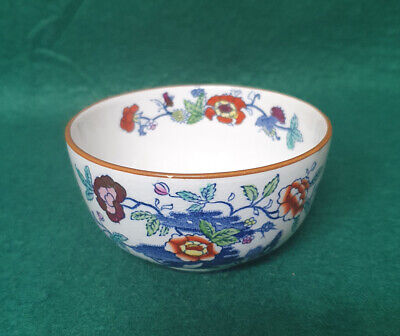 Booths Silicon China 'The Pompadour' Pattern -  Small Bowl • 3.99£
