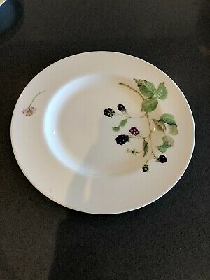 Villeroy And Boch Wildberries Dinner Plate, Used Condition • 20£