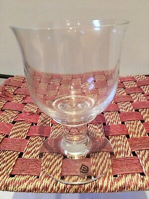 Dartington Crystal/ Glass Regency Wine Glass Designed By Frank Thrower FT 118 • 15£