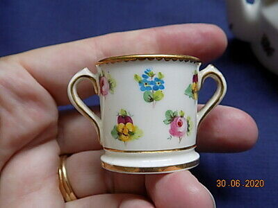 Antique Mintons Miniature Loving Cup - Great Condition 1891 - 1912 • 9.99£
