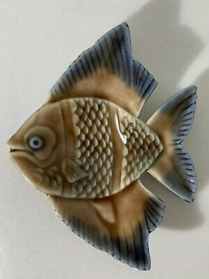 Vintage Retro Wade Porcelain Fish Pin Dish Made In England • 1.99£