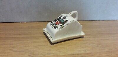 Vintage...collectable..stanley China..crested...cheese Dish..manchester..display • 0.99£