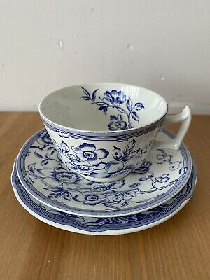 Spode Clifton Made Exclusively For Laura Ashley Trio Tea Sets. V. Good Used Cond • 6.99£