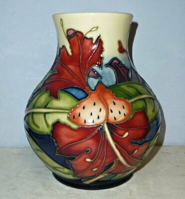 Superb MOORCROFT Vase - SIMEON By Philip Gibson 2000 • 165£
