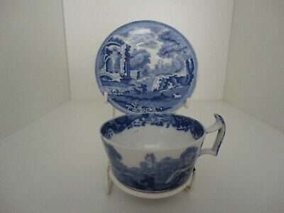Vintage  Spodes ITALIAN Small Cup/Saucer • 6£