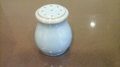 Vintage Denby Old Colonial Blue Pepper Shaker.perfect Condition • 4.50£