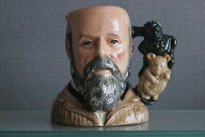 EXCLUSIVE Royal Doulton Character Jug - GEORGE TINWORTH - D7000 • 14.99£