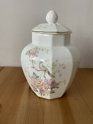 Royal Doulton Mystic Dawn Ginger Jar With Lid 1985. Large Size Made In England. • 5.99£
