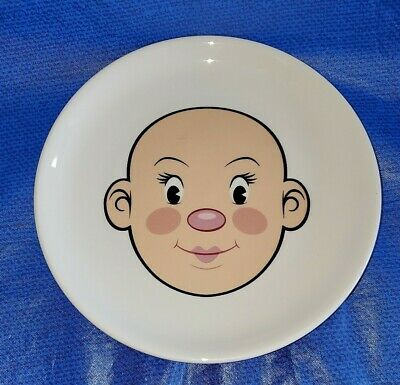 """Fred Plays With His Food 8 1/2"""" Plate • 10.67£"""