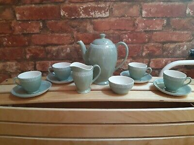 Vintage Maddock Part Coffee Set  • 22£