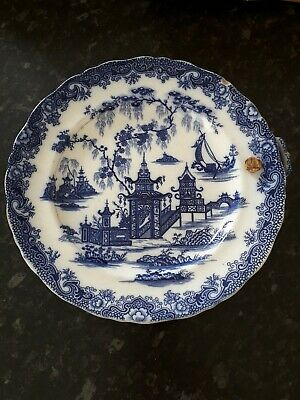 Swansea Pottery Whampoa Warming Plate 10  • 15£