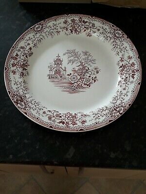Rare 13  Primavesi Serving Plate Llanelly Swansea Pottery In Vgc • 40£