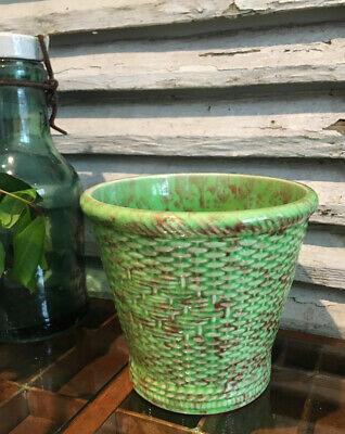 Shorter And Son Pottery Plant Pot • 15£
