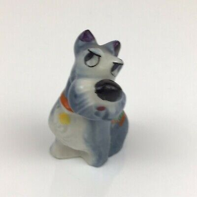 Wade Whimsies Disney Lady And The Tramp Dog Figure Jock • 11.95£