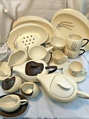 Vintage Carlton Ware Windswept 1950's Era Tableware - Various - Good Condition • 19.99£