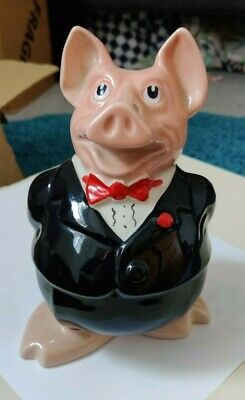 Natwest Wade Sir Nathanial Piggy Bank With Original Stopper  • 55£