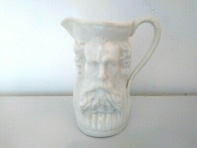 Vintage Ceramic Two Faced Character Jug Man With Beard  • 20£