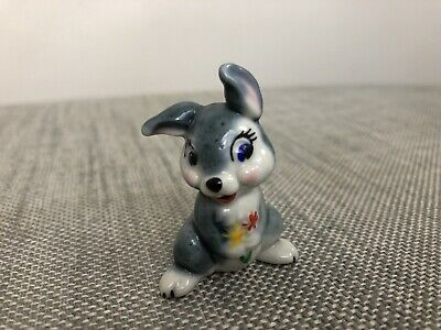 Wade Disney Thumper Hat Box Whimsies Figurine 1950s • 8£