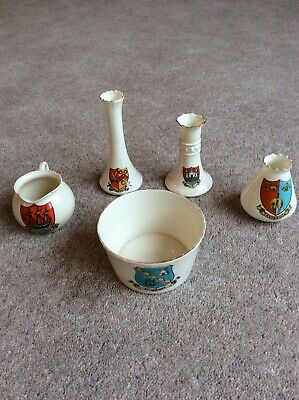 Goss - Collection Of 5 (See Description For Condition) • 14.50£