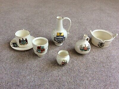 Goss - Collection Of 6 (See Description For Condition) • 20£