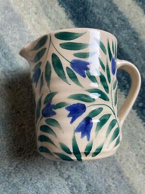 Bell Pottery Bluebells Small Jug • 18£