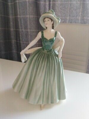 Royal Doulton Figurine. Eleanor Lady Of The Year 2001. Perfect Condition. Boxed. • 9.30£