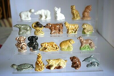WADE 20 Various Whimsie Animals  All Good • 9.99£