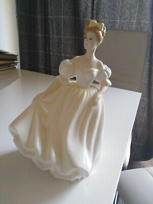 Royal Doulton Figurine. Natalie. No Damage But Has A Rattle When You Shake It.  • 6.99£