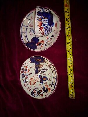 Gaudy Welsh Pottery • 5£