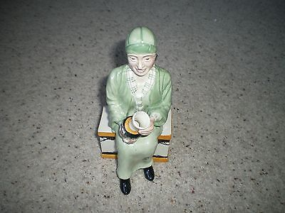 Clarice Cliff  From Manor Pottery Limited Edition Figurine No 30 Of 1500 • 48.75£