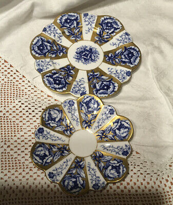 Antique Wileman Saucer And Plate 6924 • 19£