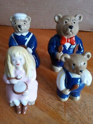 Wade 1996 Goldilocks And Three Bears. In Perfect Condition • 15£
