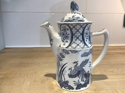 Antique Firnivalls(old Chelsea) Coffee Pot • 25£