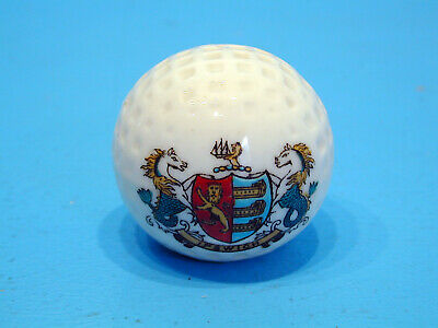 Kingsway Crested China Golf Ball - Ipswich • 14.99£