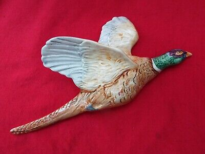 BESWICK Pheasant 661/1 Large Vintage Wall Plaque A/F • 21£