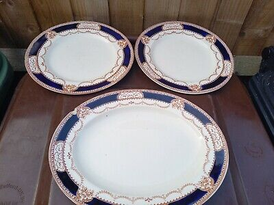Alfred Meakin Caledonian Plates • 4.99£