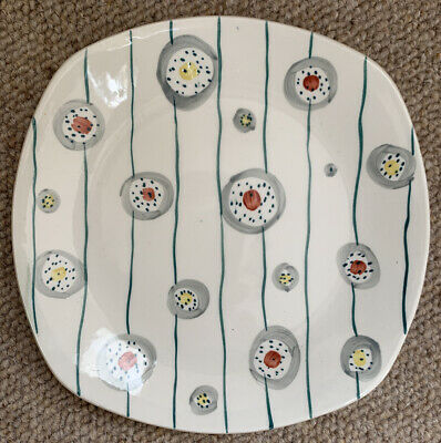 Vintage Midwinter Festival By Jessie Tait Side Plate 1955 (Festival Of Britain) • 10£