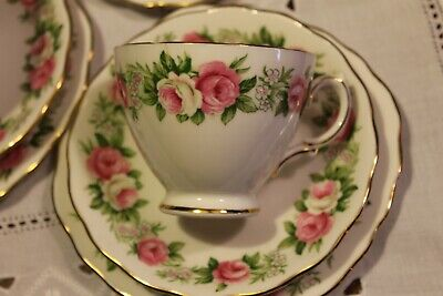 Vintage Colclough Tea Set Enchantment 31 Pieces • 50£