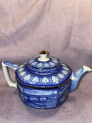 Vintage Ringtons Made By Wade Bridges Teapot Great Condition • 19.99£