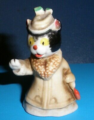 Genuine Vintage Unmarked Wade Figurine Of Mini Mouse. At Least 60 Years Old. • 12.95£