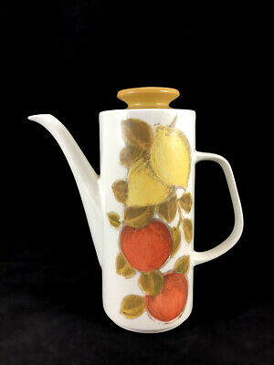 JG Meakin St Clements Coffee Pot • 14.99£