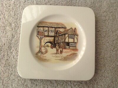 Sandland Ware Decorative Plate • 3.90£