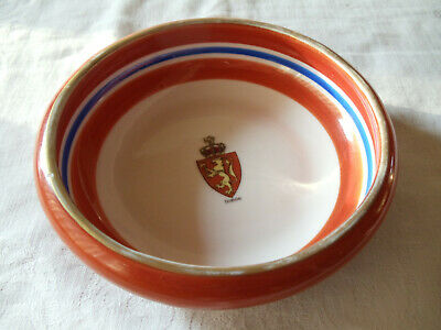 An Early Porsgrund  Bowl • 65£