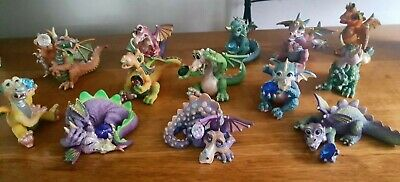 Franklin Mint Mood Dragons • 150£